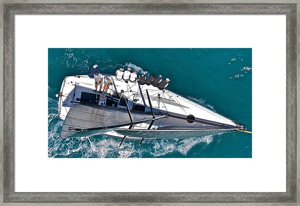 Florida Regatta Framed Print by Steven Lapkin