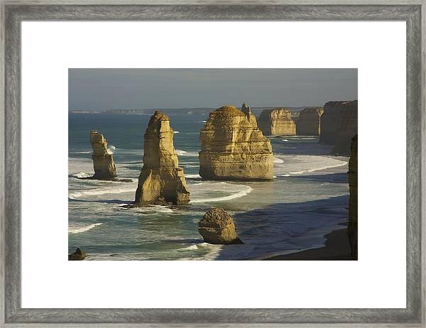 12 Apostles #4 Framed Print
