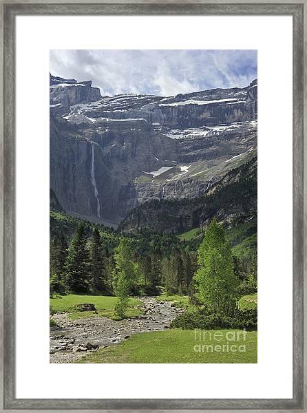 120520p190 Framed Print