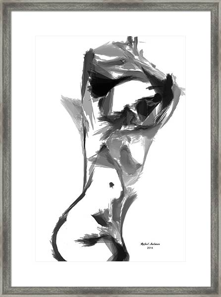 Abstract Series II Framed Print