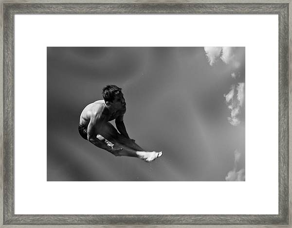 Untitled Framed Print by Francisco Ross