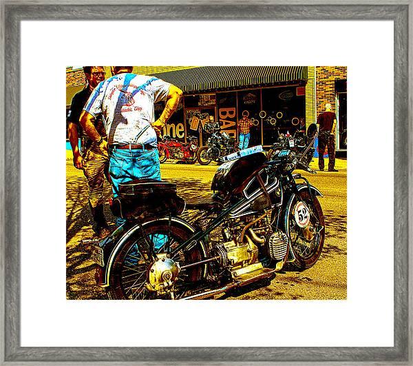 1928 Bmw  Framed Print