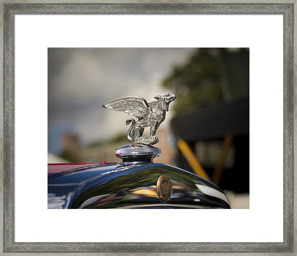 1928 Gardner Model 8-85 Sport Roadster Framed Print