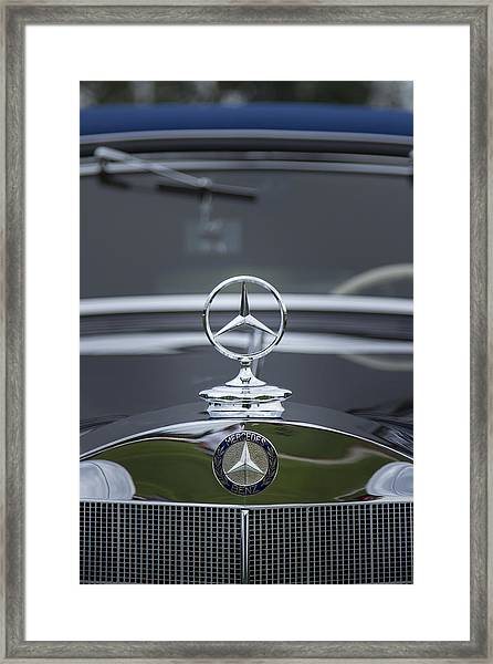 1937 Mercedes Benz Framed Print