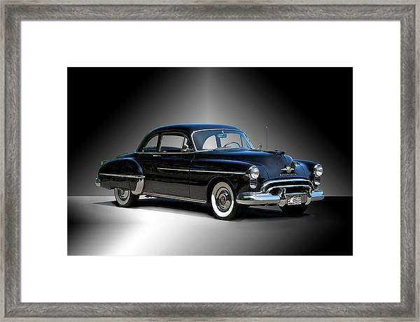 1950 Oldsmobile 88 Deluxe Club Coupe I Framed Print