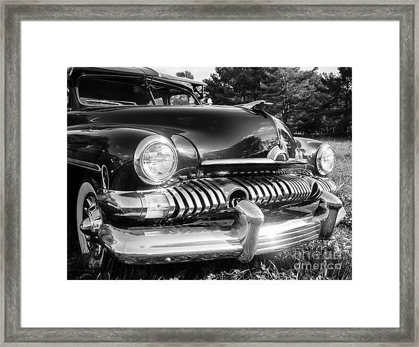 1951 Mercury Coupe - American Graffiti Framed Print