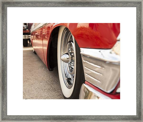 1956 Chevy Custom Framed Print
