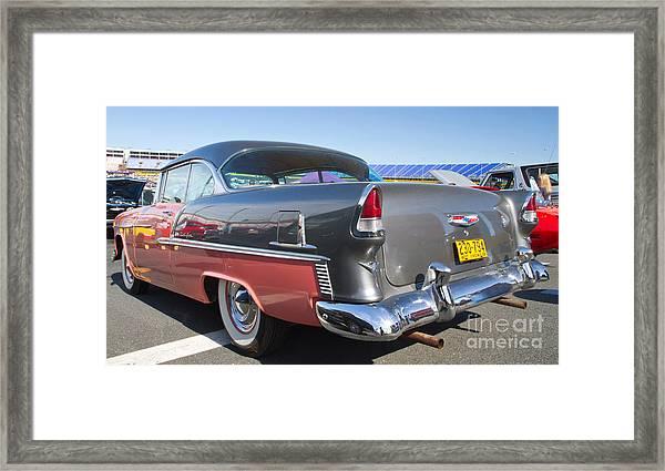 1955 Chevy Bel Air Framed Print