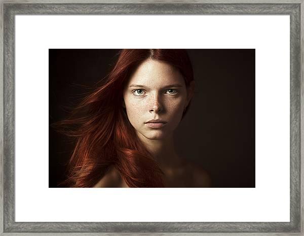 ___ Framed Print