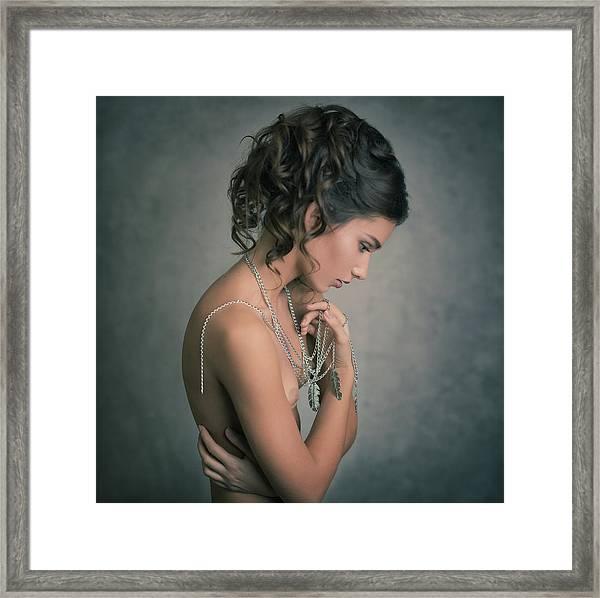 *** Framed Print by Yuri Shevchenko