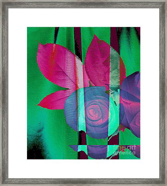 Exotic Framed Print