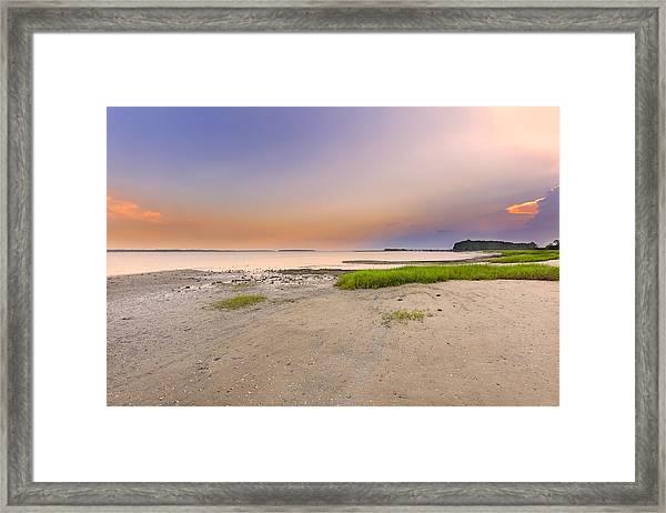 Hilton Head Island Framed Print
