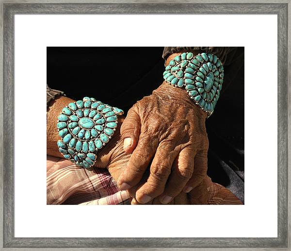 Life Celebration 23617 Framed Print
