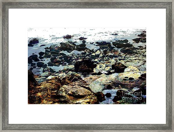 Ocean View Framed Print