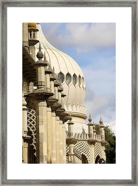 Royal Pavilion Brighton Framed Print