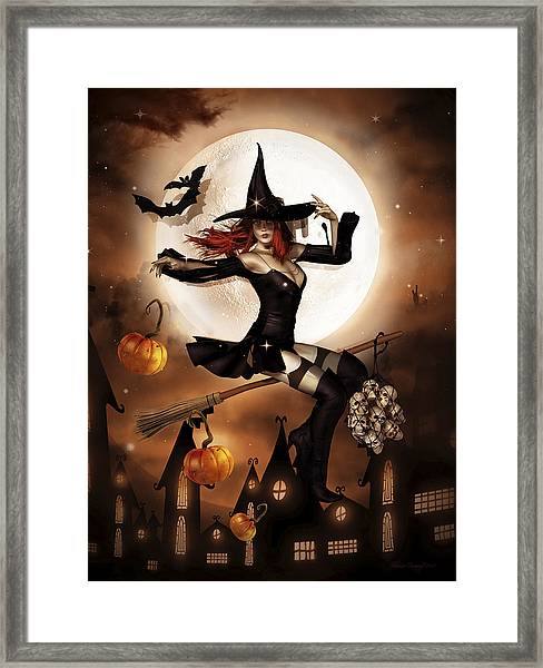 Smashing Pumpkins Framed Print