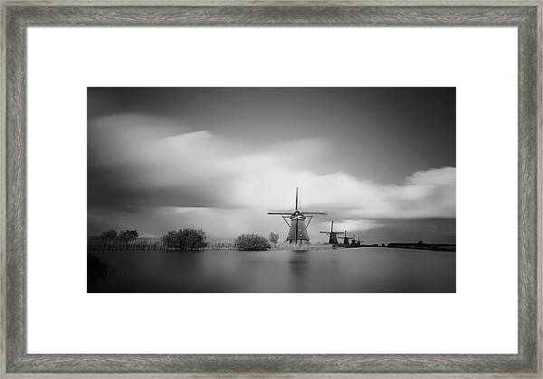 So Dutch Framed Print by Saskia Dingemans
