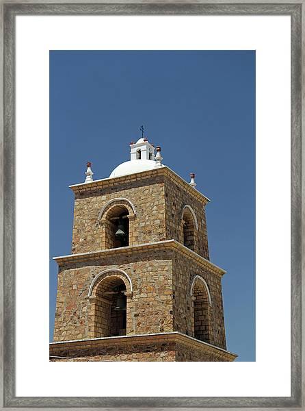 South America, Bolivia, Calamarca Framed Print by Kymri Wilt