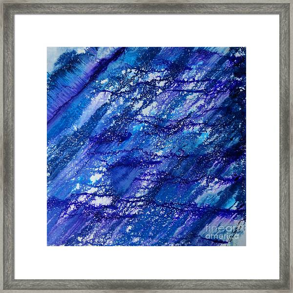 Winter Of Duars Framed Print
