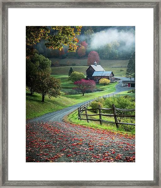 Untitled Framed Print by David H Yang