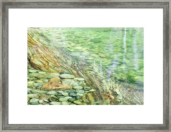 Usa, California, Sequoia National Park Framed Print