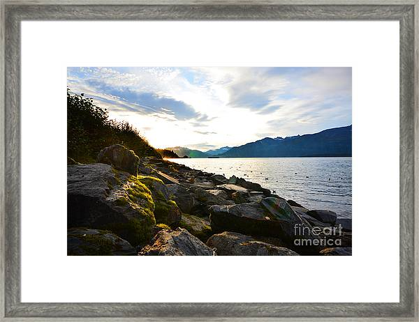 Framed Print featuring the photograph Valdez by Kate Avery