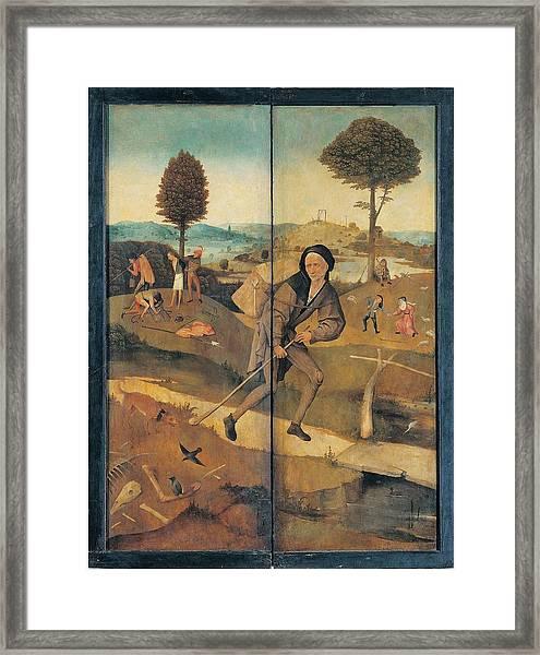 Van Aeken Joren Anthoniszoon Known Framed Print by Everett