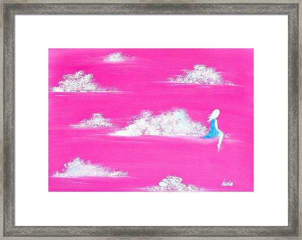 Where Are You? I Feel Alone Again...  Framed Print