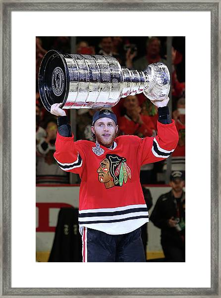 2015 Nhl Stanley Cup Final - Game Six Framed Print