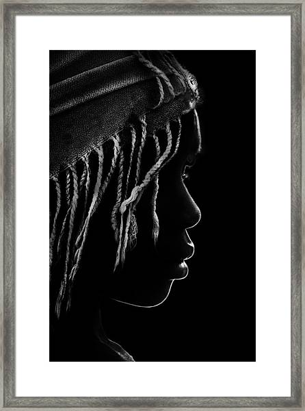 Untitled Framed Print by Antonio Grambone
