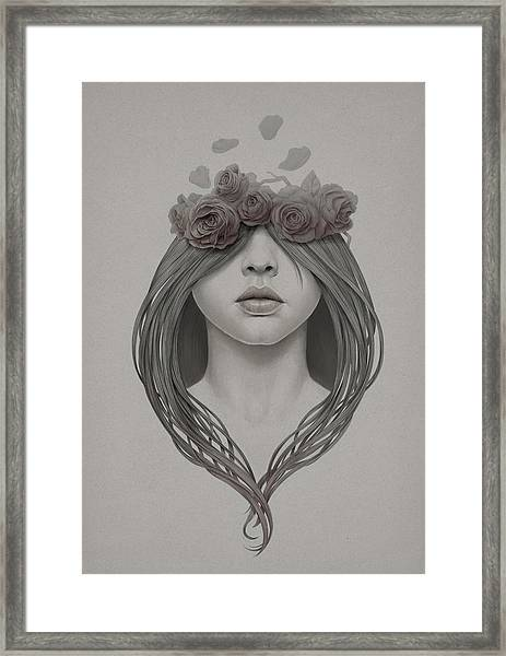 214 Framed Print by Diego Fernandez