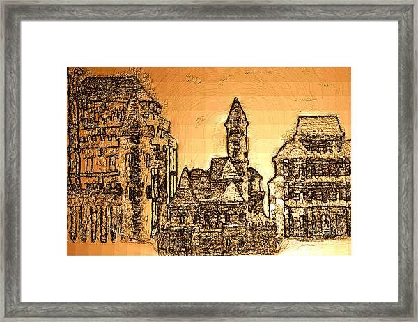 221220131355 Framed Print by Oleg Trifonov