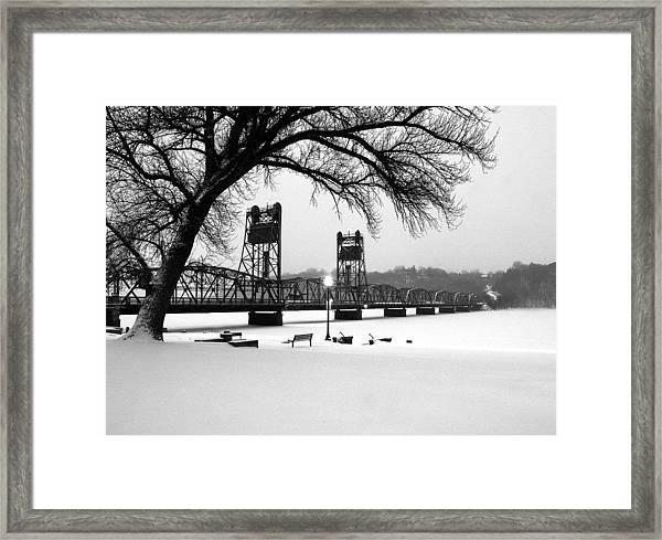 26 January No. 3 Framed Print