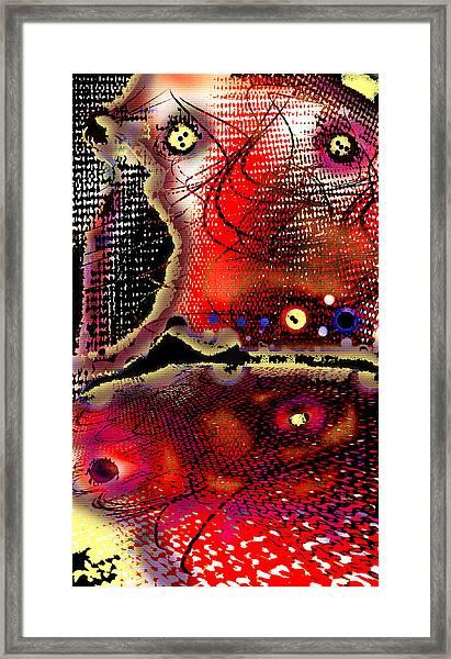 291020130028 Framed Print by Oleg Trifonov