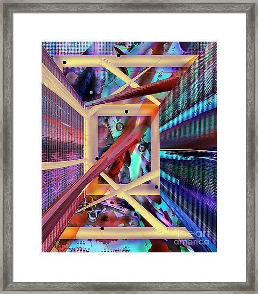 291020131238 Framed Print by Oleg Trifonov