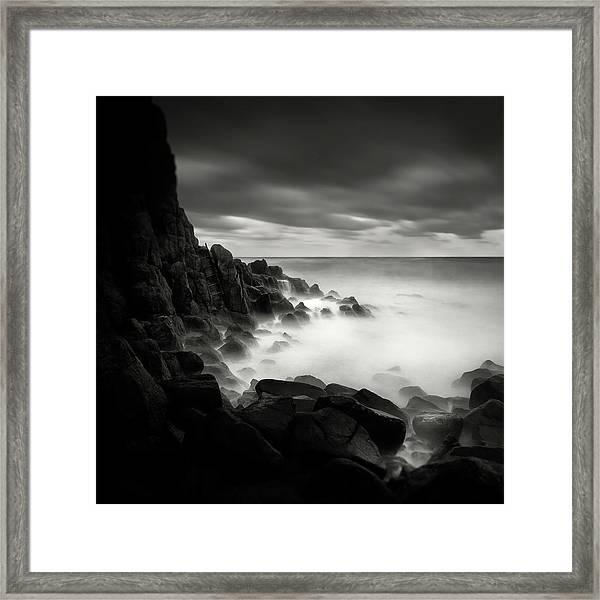 ! Framed Print by Yucel Basoglu