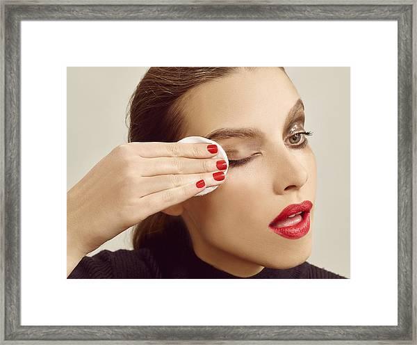 Beauty Framed Print by Jonathan Storey