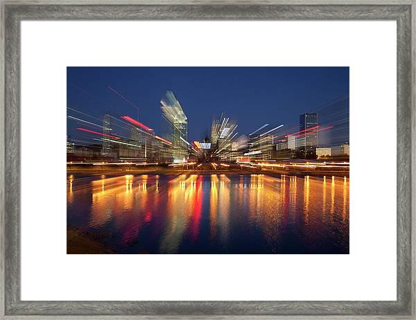 Canada, Quebec, Montreal Framed Print