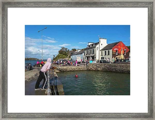 Crookhaven, Ireland Framed Print