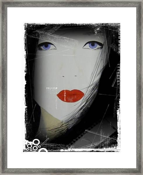 Memoirs Of A Geisha Framed Print