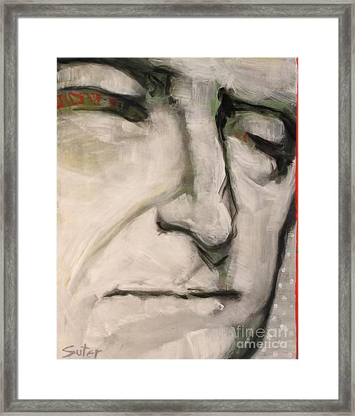 3.  Thomas Jefferson Framed Print