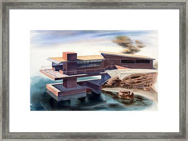 Modern Dream Framed Print