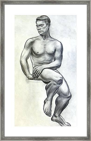 Physical Culture Framed Print