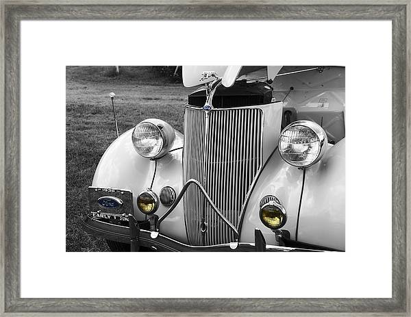 '36 Ford Coupe Framed Print