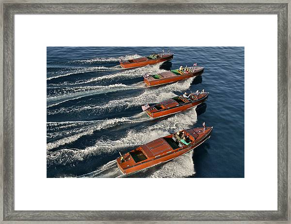 Updated Prices Framed Print