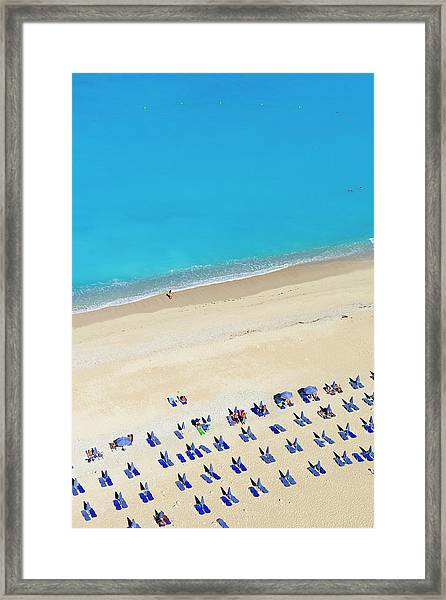 Greece, Ionian Island, Cephalonia Framed Print