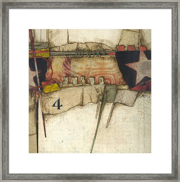 4 You're The Third Star Framed Print