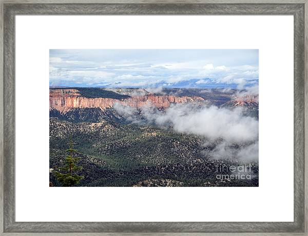 407p Bryce Canyon Framed Print