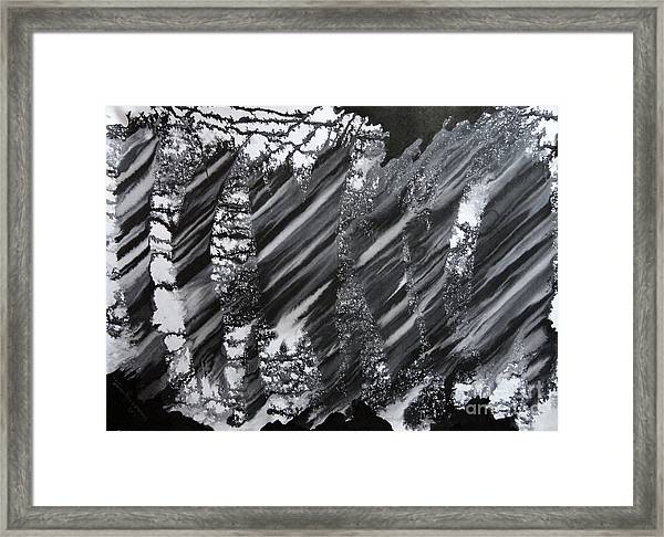 Vision Third Framed Print