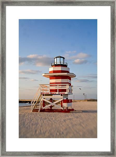 4490 Framed Print